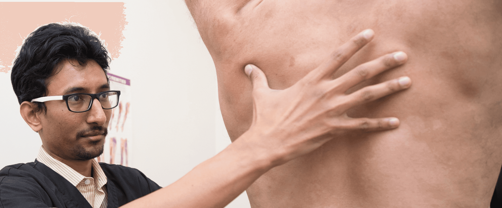 How is myofascial pain diagnosed?