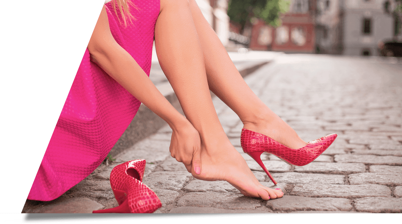 Causes and symptoms of heel pain