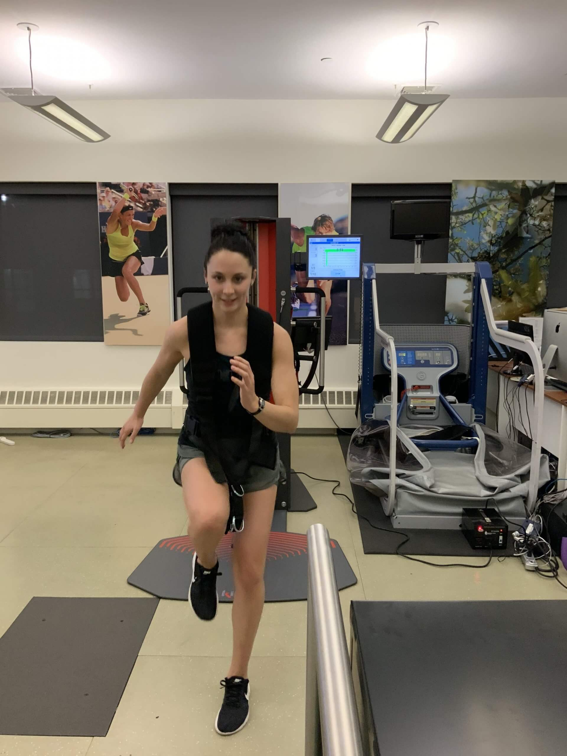 Balance Training to Improve Running (Runners Corner) Blog  Virtual Reality and Rehabilitation Sports and Athletic Performance Running Balance