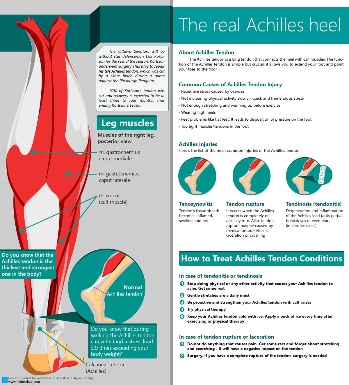 About Achilles Tendon Blog