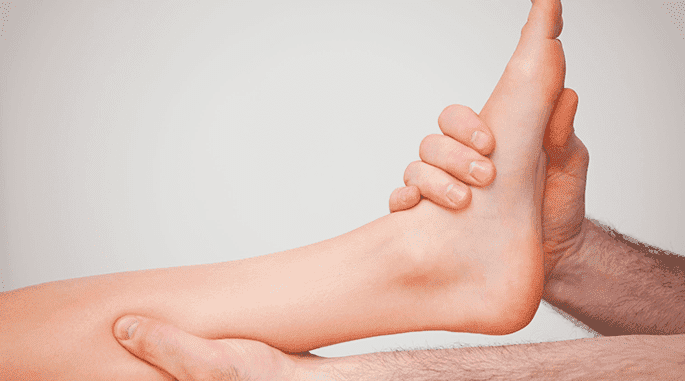 Physical Therapy to Treat Foot Pain
