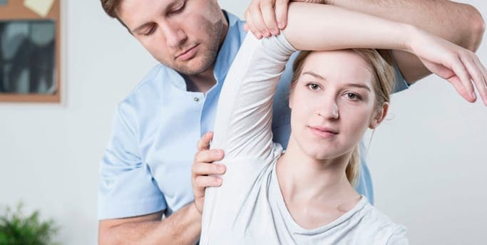 Physical Therapy for Shoulder Pain Share