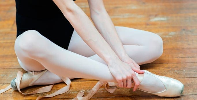 Ankle Sprains in Dancers Blog