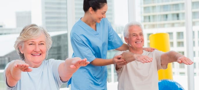 Benefits of Physical Therapy for Weakness and Aging Blog