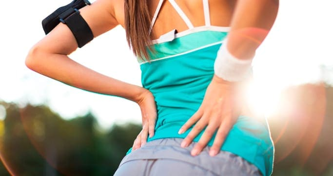 Simple methods to relieve lower back pain Blog