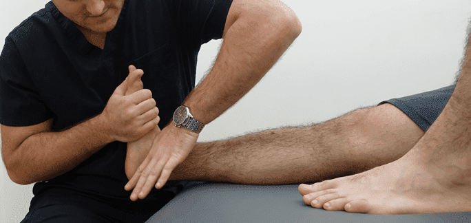 Manual therapy may result in better outcomes for ankle sprains Blog