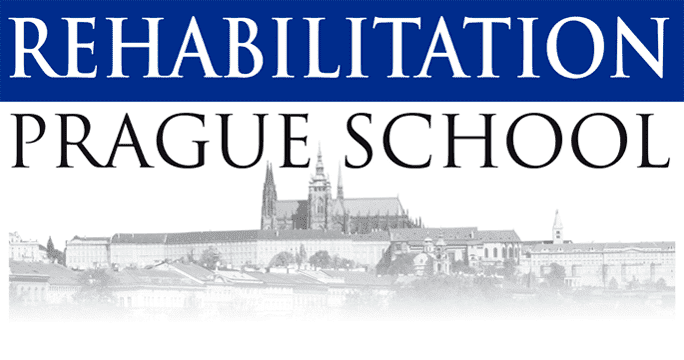 Prague school of Rehabilitation Dynamic Neuromuscular Stabilization