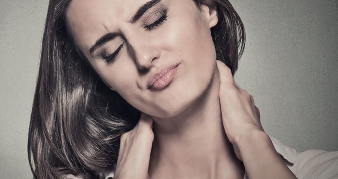 What to do About Ongoing Neck Pain Blog
