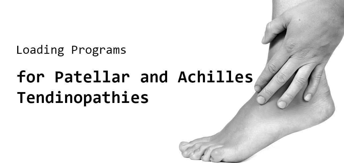 Achilles-Tendinopathies