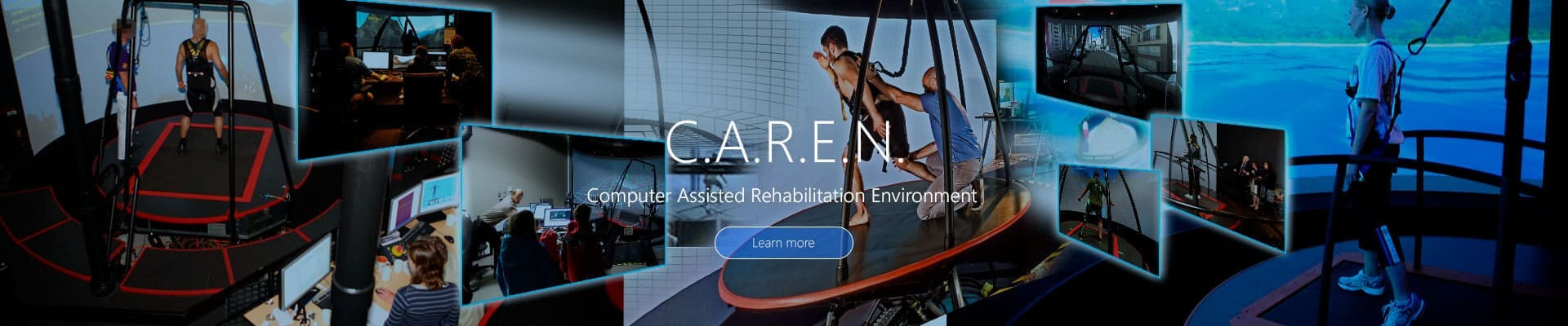 C.A.R.E.N: computer assisted rehabilitation environment (virtual reality rehabilitation)