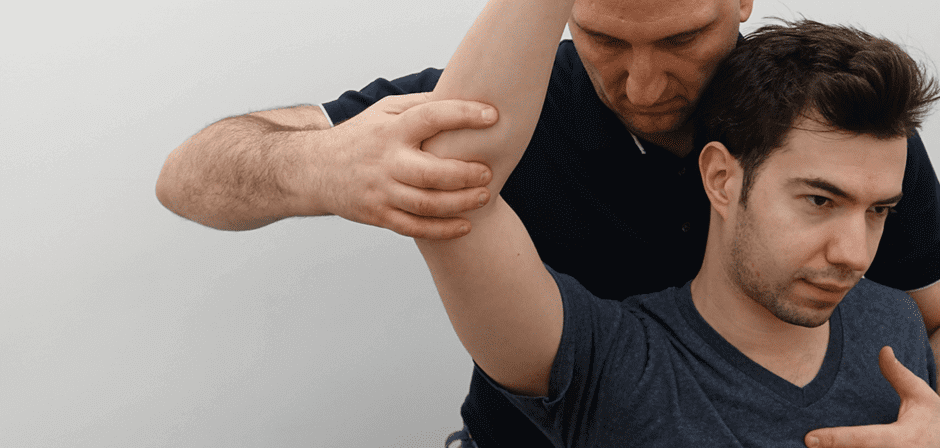Getting to the Source of Shoulder Pain Blog