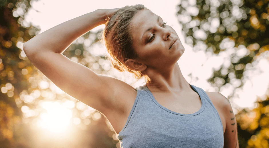 How to Restore the Natural Curve in Your Neck Blog