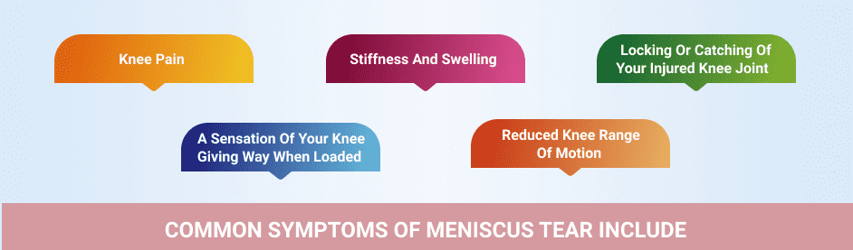 Symptoms of a Meniscus Tear