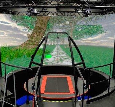 Virtual reality rehabilitation with C.A.R.E.N NYC